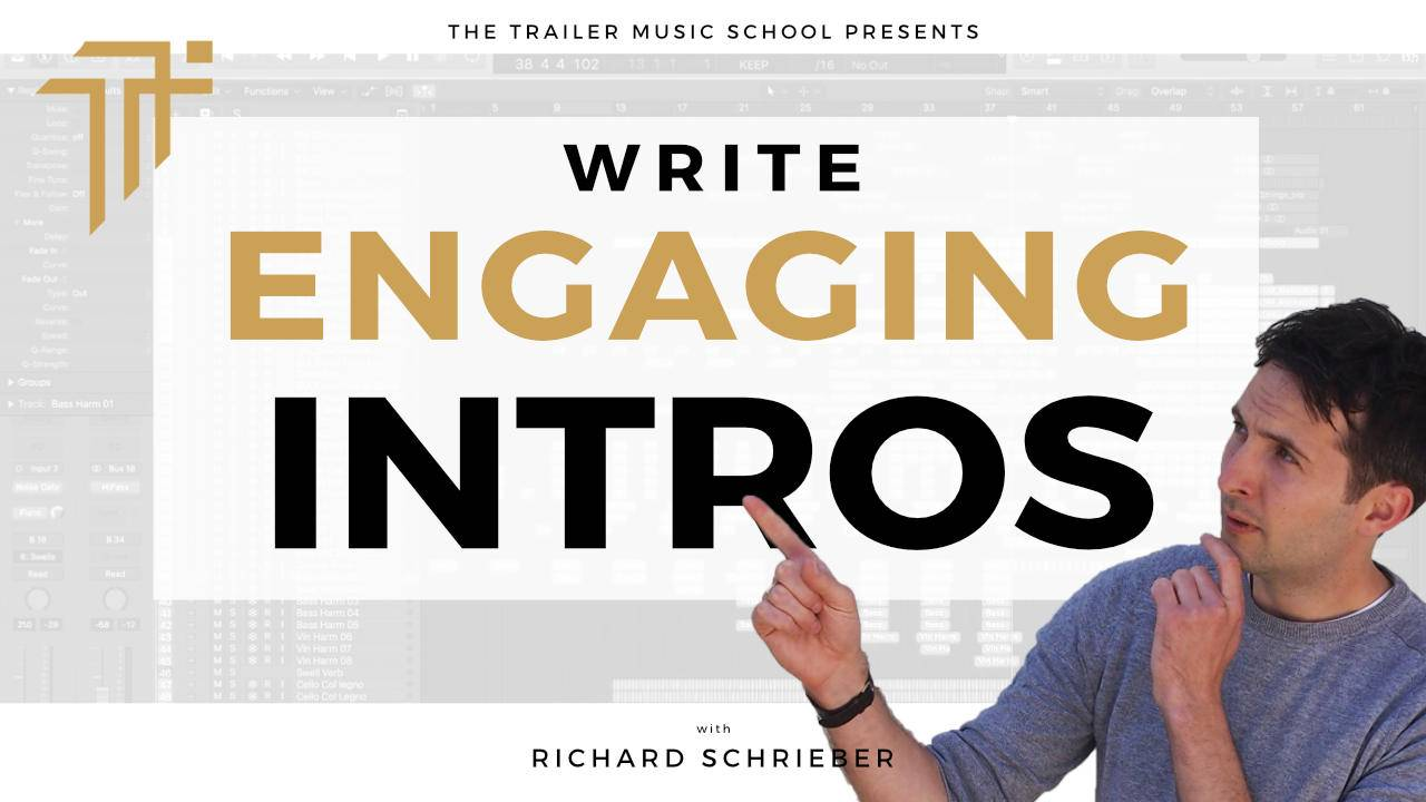 How to write ENGAGING piano INTROS | Motherless Brooklyn Trailer Music Walkthrough