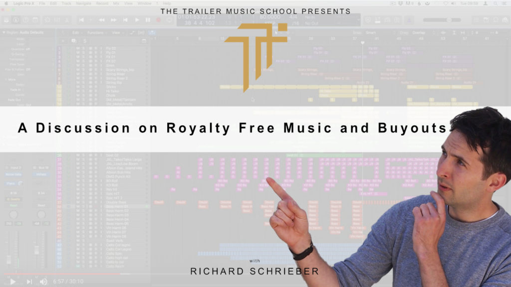 TMCP 055: A Discussion about Royalty Free Music and Buyouts