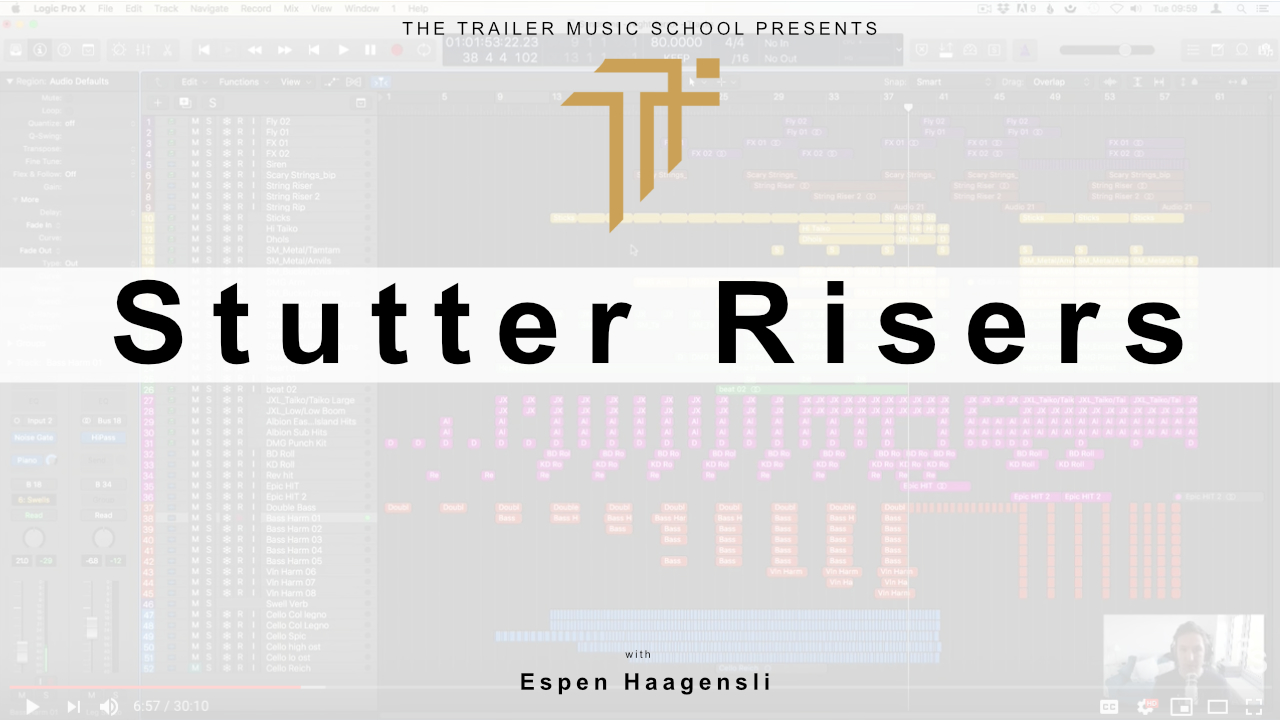 You are currently viewing Stutter Risers