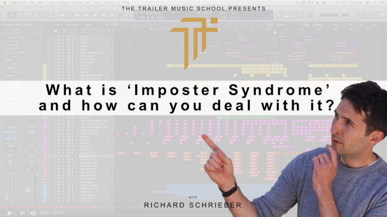 Read more about the article TMCP 79 What is 'Imposter Syndrome' and how can you deal with it?